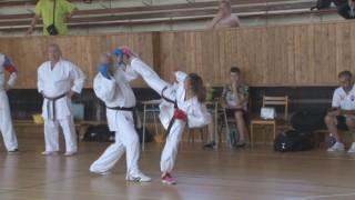 Karate priprava FKS