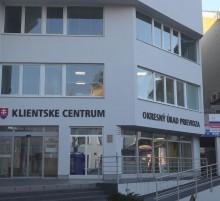 Klientske centrum OU PD