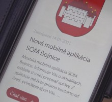 SOM Bojnice app