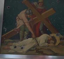 obrazy kostol